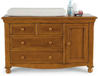 JCPenney Bedford Baby Monterey Changing Table - Butternut