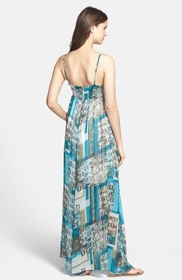 Vince Camuto Two by 'Bohemian Patchwork' Maxi Dress