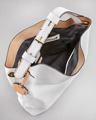 Reed Krakoff Standard Hobo Bag, Optic White