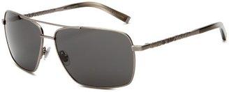 John Varvatos Men's V759 Aviator Sunglasses