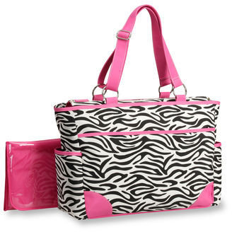 Carter's Out & About Tote Diaper Bag