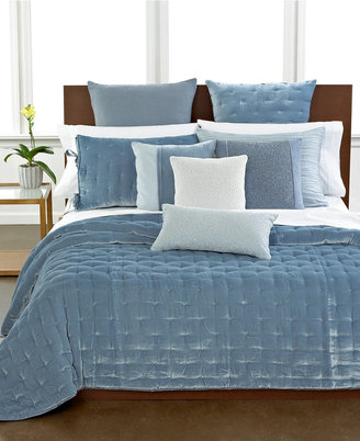 Hotel Collection CLOSEOUT! Finest Waves Queen Duvet Cover