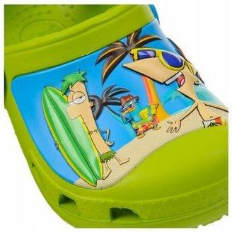 Crocs Kids' Phineas Ferb Clog