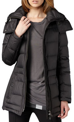 Burberry Short Puffer Coat