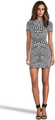 McQ by Alexander McQueen Bodycon Dress