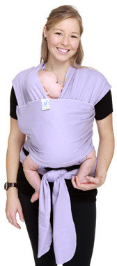 Moby Wrap Originals Baby Carrier - Lilac