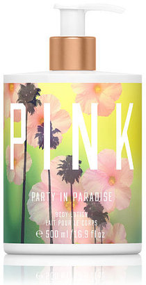 Victoria's Secret PINK Party in Paradise Limited Edition Spring Break Body Lotion
