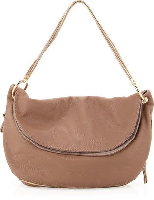 Deux Lux Laurel Canyon Messenger Bag, Taupe