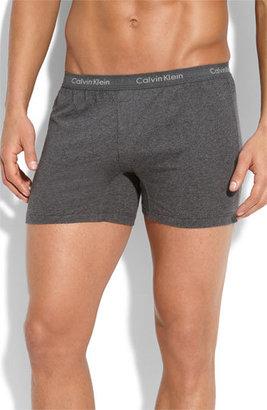 Men's Calvin Klein 'U1029' Slim Fit Boxer Shorts $19 thestylecure.com