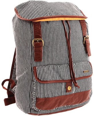 Hurley One And Only Backpack (Camel Brown) - Bags and Luggage
