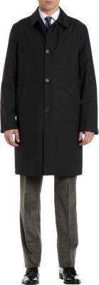 K Reversible Top Coat-Raincoat