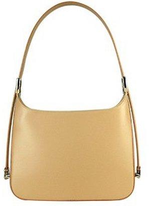Fontanelli Classic Italian Leather Adjustable Strap Handbag