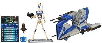 Star Wars Hasbro Figure & Vehicle Seperatist Droid Speeder