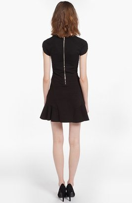 Maje 'Darling' Cap Sleeve Dress