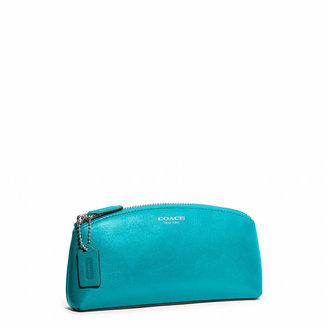Coach Legacy Leather Medium Cosmetic Case