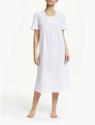 John Lewis & Partners Pilli Cotton Nightdress