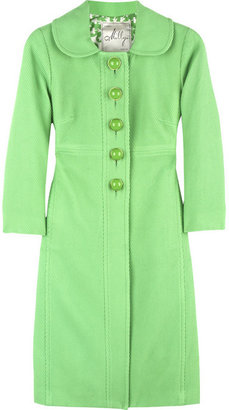 Milly Chain detail coat