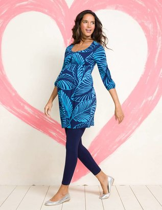 Boden Printed Gathered Tunic