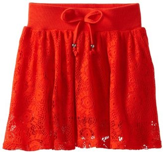 My Michelle Girls 7-16 Lace Skater Skirt