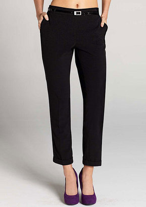 Alloy Chelsea Belted Ankle Pant