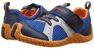Tsukihoshi Marina (Toddler/Little Kid) (Cobalt/Orange) Boys Shoes