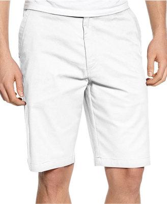 Calvin Klein Shorts, Sueded Sateen Short