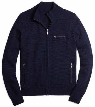 Brooks Brothers Sweater Jacket