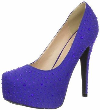 Coloriffics Sizzle by Women's Baylee Platform Pump