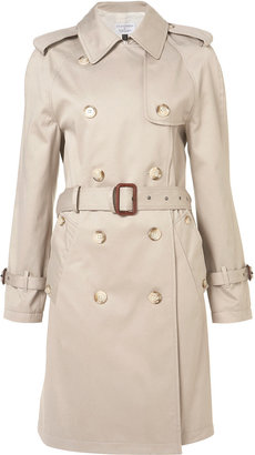 J.W.Anderson **Belted Trench Coat by for Topshop