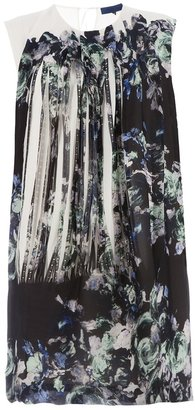 Sharon Wauchob printed front silk dress