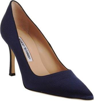Manolo Blahnik Women's BB Pumps-Blue