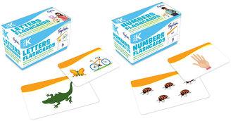 Random House Pre-K Letters & Numbers Flashcard Bundle