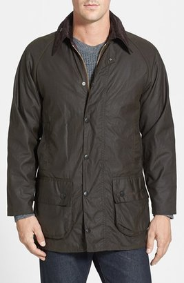 Men's Barbour 'Classic Beaufort' Relaxed Fit Waxed Cotton Jacket $399 thestylecure.com
