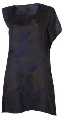 Zero Maria Cornejo Asymmetric dress