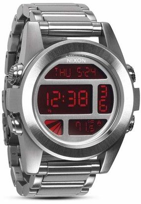Nixon The Unit Watch in Silver, 49mm
