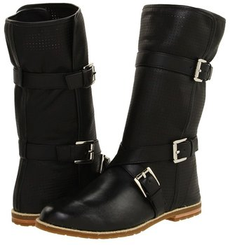 MICHAEL Michael Kors Laurel Boot (Black) - Footwear