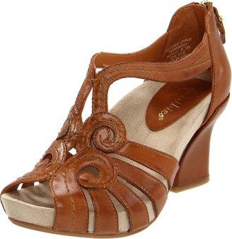 Earthies Women's Domingo T-Strap Sandal