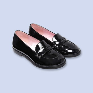 Jacadi Patent leather loafers