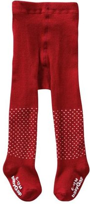 Gap Dotted knit tights