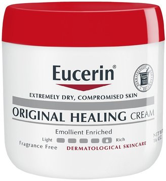 Eucerin Original Healing Soothing Repair Creme Fragrance Free