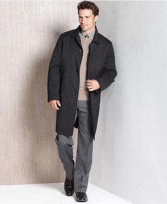 London Fog Coat, Durham Big and Tall Raincoat