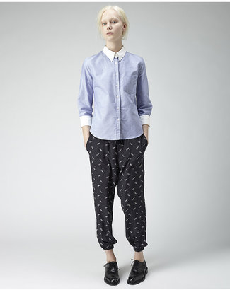 Boy By Band Of Outsiders cropped shirt