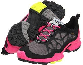 Ecco Sport - Biom Trail GORE-TEX 1.2 (Black/Titanium) - Footwear