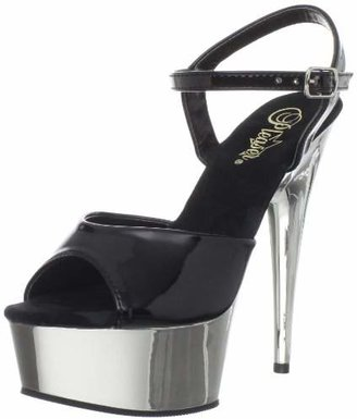 Pleaser USA Women's Delight-609 Platform Sandal
