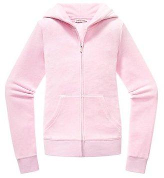 Juicy Couture Original Jacket In Juicy Crown Velour