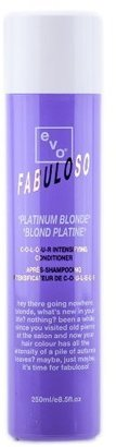 Evo Fabuloso Platinum Blonde Colour Intensifying Conditioner - 8.5 oz $25 thestylecure.com