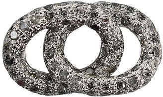 Carolina Bucci diamond encrusted bracelet link