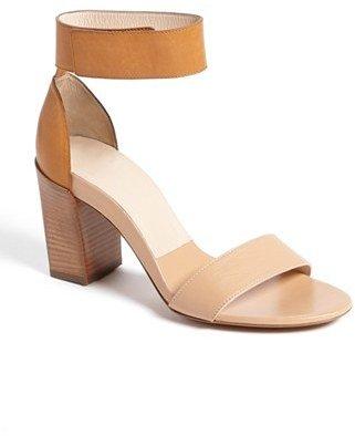 Chloé 'Gala - Soft Apricot' Sandal