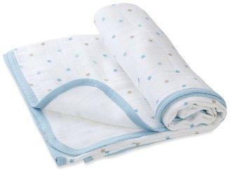Aden Anais Aden + anais oh boy! Muslin Stroller Blanket