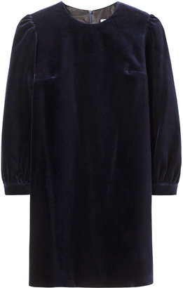 Charles Anastase Camille Top with Puff Sleeves